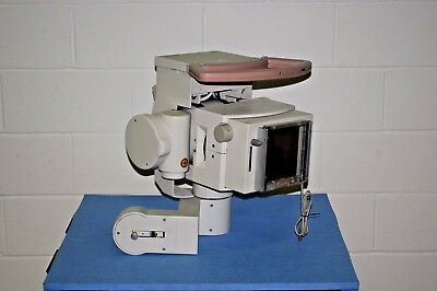 PHILIPS Bucky DIAGNOST X-Ray Head with Tube, Beam Limiting Device and Ionization