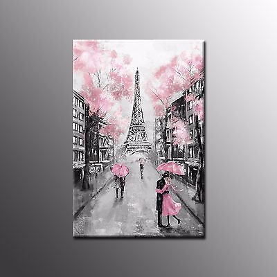 FRAMED Large Vertical Landscape CANVAS PRINT Painting Wall Art for Home Decor