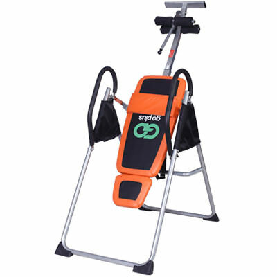 Foldable 2016 Premium Gravity Inversion Table Back Therapy Fitness Reflexology