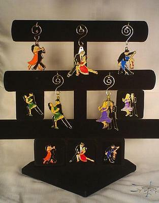 Brandis Dance Collection/Ornaments/Pins/Magnets-10 items - Now On Sale !