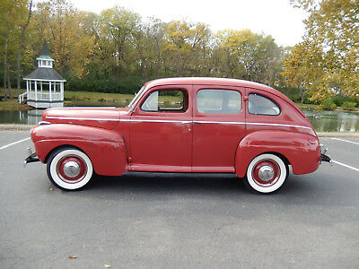 1941 Ford Other Super Deluxe 1941 Ford Super Deluxe