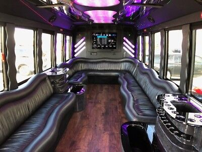 2008 Ford F650 Limo Party Bus Limousine