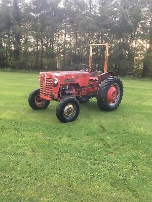 international tractor compact tractor