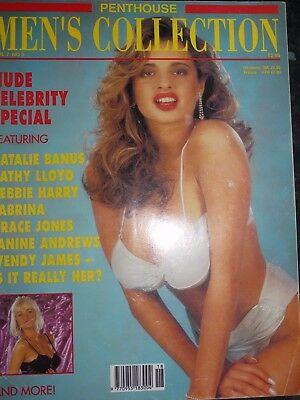 Penthouse Collection magazine men's Vol 7 No.3 - Traci Lords (tracy) Kathy Lloyd