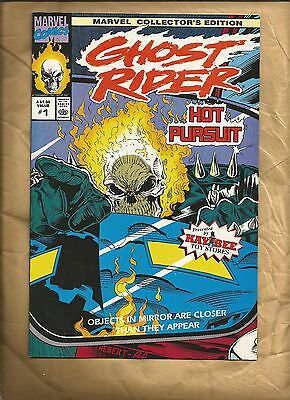 Ghost Rider Collector's Edition  1 1993 KAYBEE Toys rare Promo Giveaway Marvel