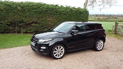 """""""1 Previous Owner"""" Range Rover Evoque Dynamic Lux . Chrome Pack Extra .."""