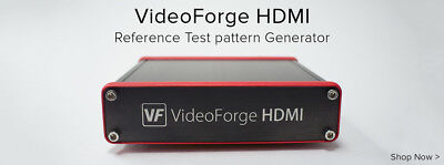 Spectracal VideoForge HDMI (Second Version) Used with Warranty!