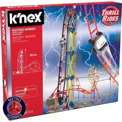 KNex Electro Inferno Roller Coaster KN17040 Brand New