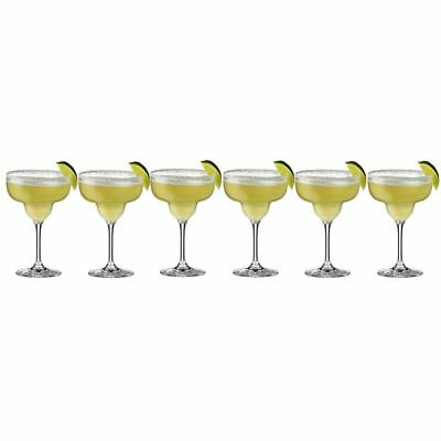 Rona - Hercules Gastro Collection Margarita Glass 340ml set of 6 (Made in Europe