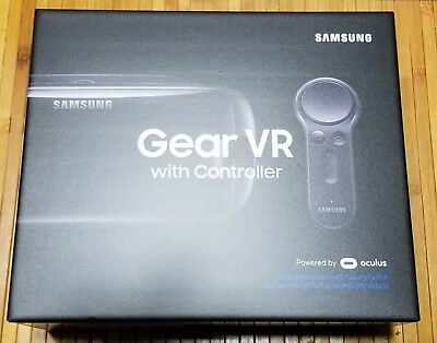 Samsung Gear VR W/Controller - Latest Edition (US Version with Warranty) New!!!