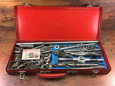 Huge Lot P&n Sutton Taps & Dies Mainly Bsw & Whitworth Unf