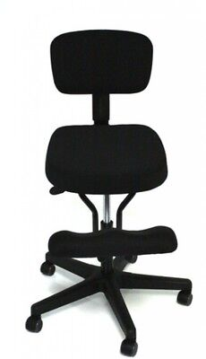 Jobri BetterPosture Optional Back Cushion For Solace Kneeling Chair New