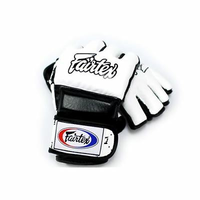 Fairtex FGV17 MMA Training Glove - White/Black