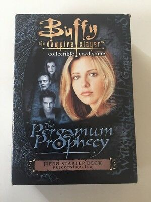 Buffy The Vampire Slayer - Collectible Card Game