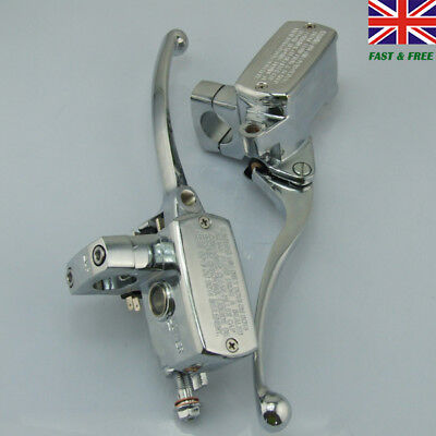 1 Inch 25mm Universal Motorcycle Brake Master Cylinder Hydraulic Clutch Lever