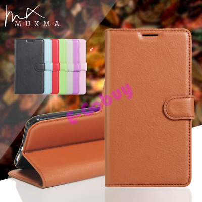 For Samsung Galaxy J7 + plus J7310 Case Leather Cover Slots Wallet Stand Pouch
