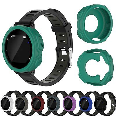 Silicone Cover Case Protector For Garmin Forerunner 235 735XT GPS Watch Band