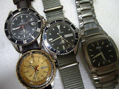 Bulk watches ...Parts or Repairs