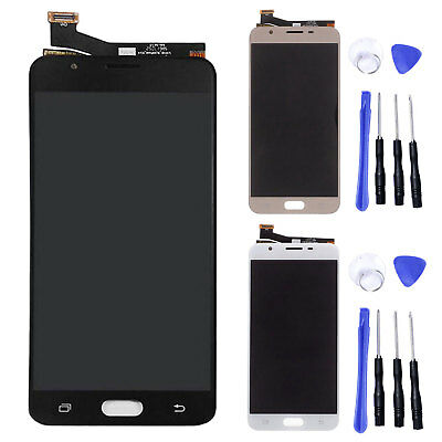 Adjustable LCD Display Touch Screen For Samsung Galaxy J7 Prime G610F/K/S #GB