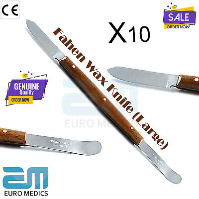 Fahen Wax Knife Large Mixing Spatula Modeling Carver Plaster Spatula Tool CE