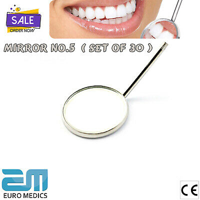 Dentist Dental Supply Supplies Dental Mouth Mirror #5 Dentistry Surgical Tools