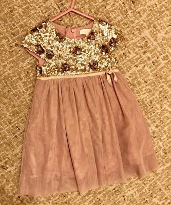 Mini Boden 3-4 Year Dress