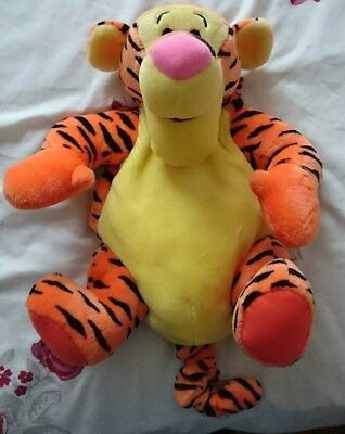 Boots Disney Tigger Hot Water Bottle Case Winter