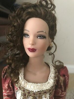 "Stunning Tonner 16"" OOAK ""COUNTRY STROLL"" ompletely redone, mint."