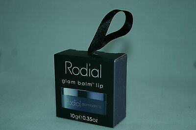 Rodial Glam Balm Lip Plumping Gloss 10ml With Stem Cells- New In Gift Box