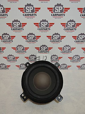 Acura ILX 2013 2014 2015 OEM Subwoofer 39120TX6A01