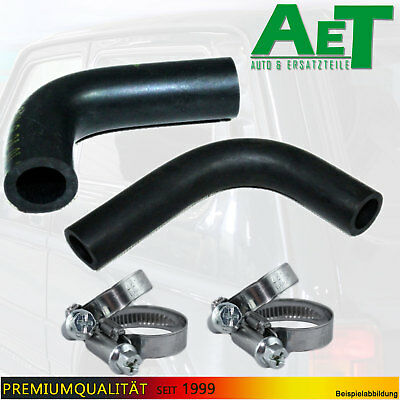 Heating Tube Lada Niva Taiga 4x4 in Set Short & Long with Clips