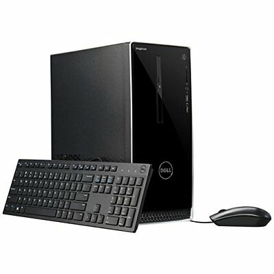 NEW Dell Inspiron I3668 i7-7700 3.6GHz 16GB RAM 2TB HDD GT 730 Gaming PC System