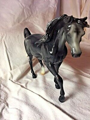 Breyer Horse 2010 Fun Days Glossy Onyx Limited Edition Model Rare
