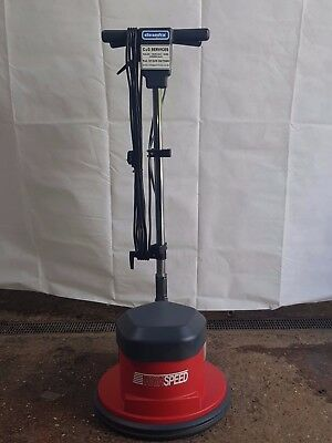 Used Cleanfix Powerdisc 400 High Speed Floor Buffer