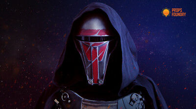 Darth Revan Sith Mask - Star Wars KOTOR