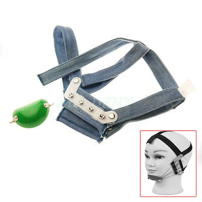 ABCORTHO Dental Orthodontic High - Pull Headgear With Rigid Chin Cap
