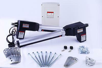 NEW 600KG Double Swing Auto Motor Remote Gate Opener
