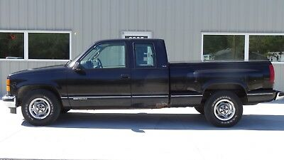 1995 GMC Sierra 1500  1995 GMC Sierra 1500 Not Chevy Not C10 Original Extended Cab Shortbed