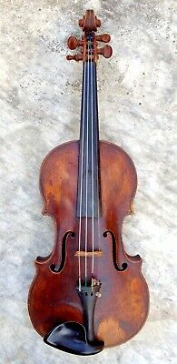 Old Violin about 1820, italian? french? german? violino antico alte geige