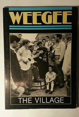The Village by Weegee (Paperback, 1989) Greenwich Village New York NY NYC Photo