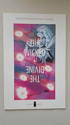 The Wicked & The Divine #18 - Cover A  Image Comics