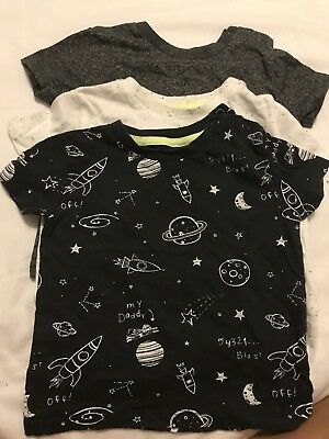 Baby T-Shirts 9-12 Months Boys