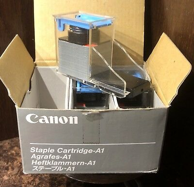 Canon F23-0603-000 A1 Staple Cartridges for Copier Machines 3 Pack FREE SHIPPING