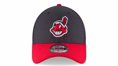 Cleveland Indians New Era MLB 39THIRTY Diamond Era Stretch Fit Flex Cap Hat