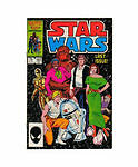 Christmas sale!!!! Star Wars #107 Marvel, last issue!!!! in great NM!