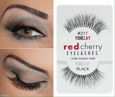 Faux Cils RED CHERRY 217 Neuf Envoi 24h