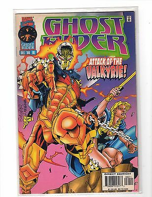 Ghost Rider #80 1996 Marvel Attack of the Valkyrie