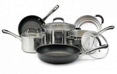 Raco 6 Piece Induction Suitable Cookware Set - 781220