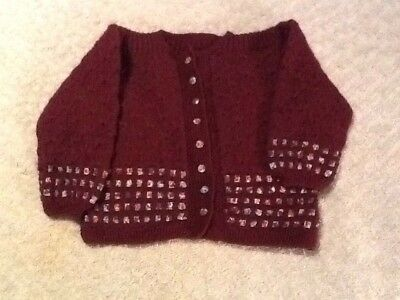 Vintage Liberty, Childs Cardigan, To Fit Age 6 Years
