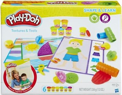 NEW Playdoh Textures And Tools from Mr Toys